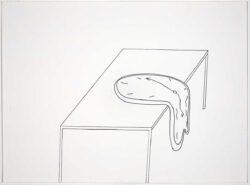Untitled_desk_with_melting_clock_2020-web-250x185 Untitled (desk with melting clock), 2020